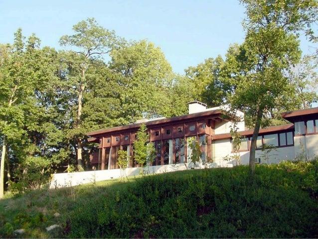 Frank Lloyd Wright Boulter House