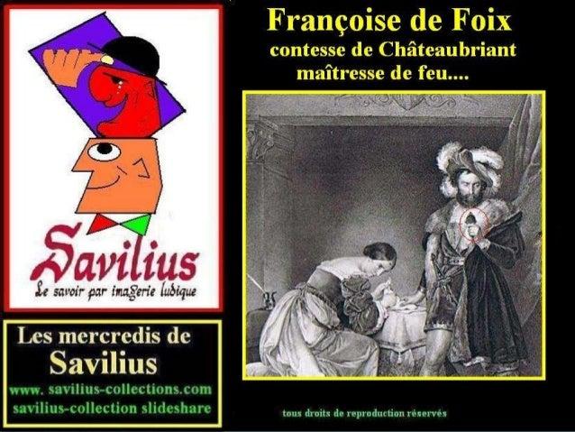 Françoise de Foix comtesse de Châteaubriant