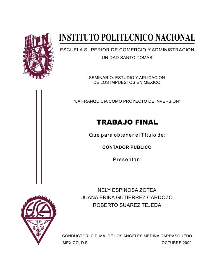inversion franquicia: