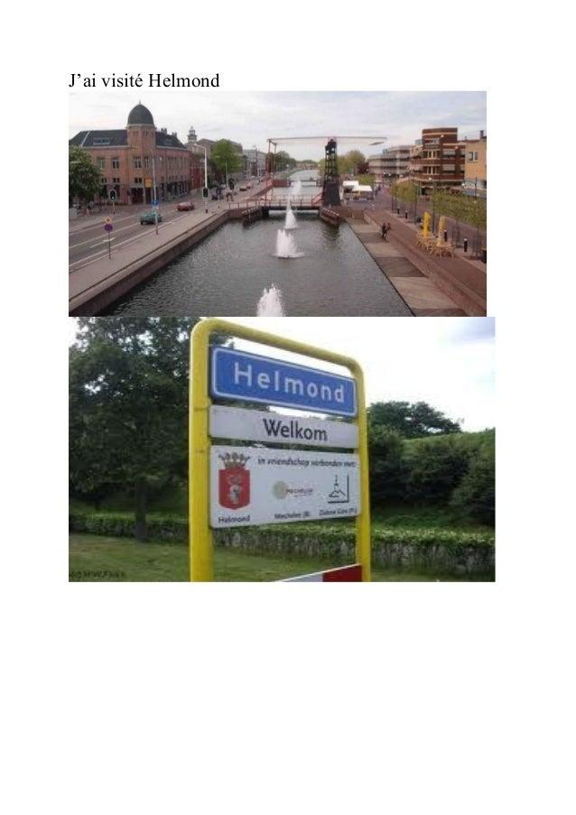J'ai visité Helmond