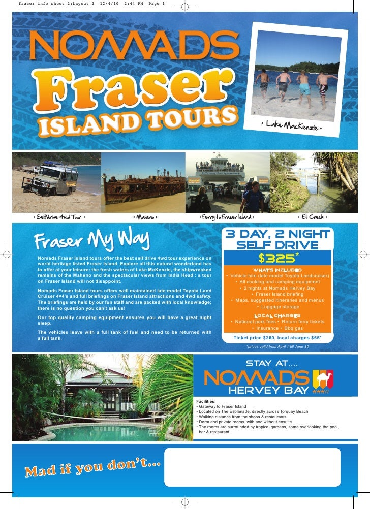 fraser info sheet 2:Layout 2      12/4/10    2:44 PM    Page 1                                                            ...