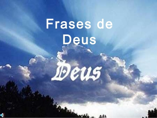 10 Frases de Deus