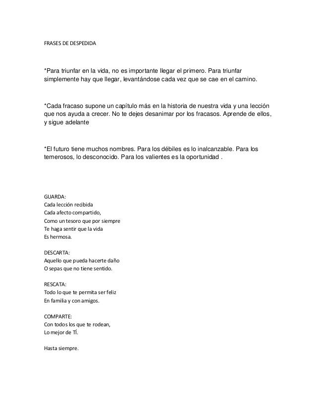 Dedicatoria para alumnos primaria - Imagui