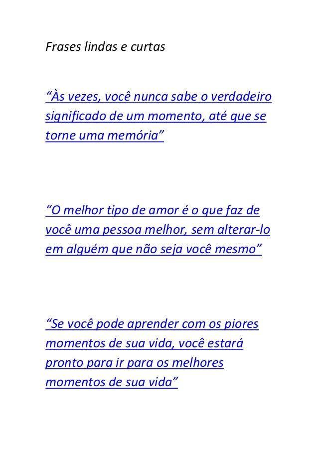 Frases - Imagens, Mensagens e Frases - glimboo.com