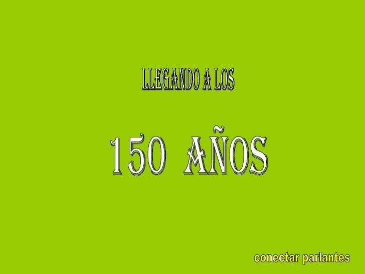 Fray Bentos 150 AñOs
