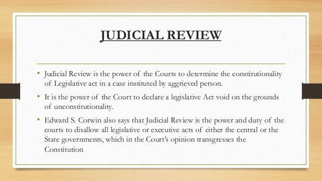 pros and cons of judicial review essays Get an answer for 'what are the pros and cons of the supreme court's power of judicial review' and find homework help for other judicial review questions at enotes.