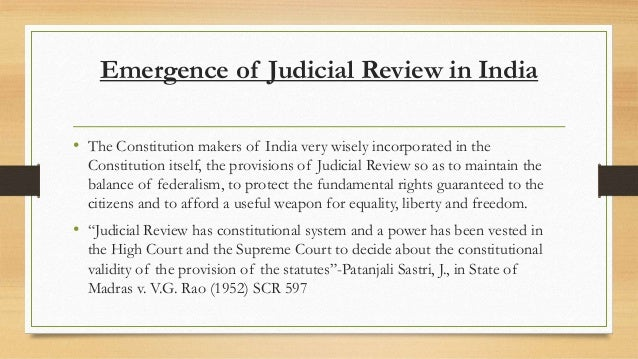 grounds of judicial review Judicial review may be defined as a court's power to review the actions of others  branches of  grounds for judicial review of administrative actions 1 illegality.