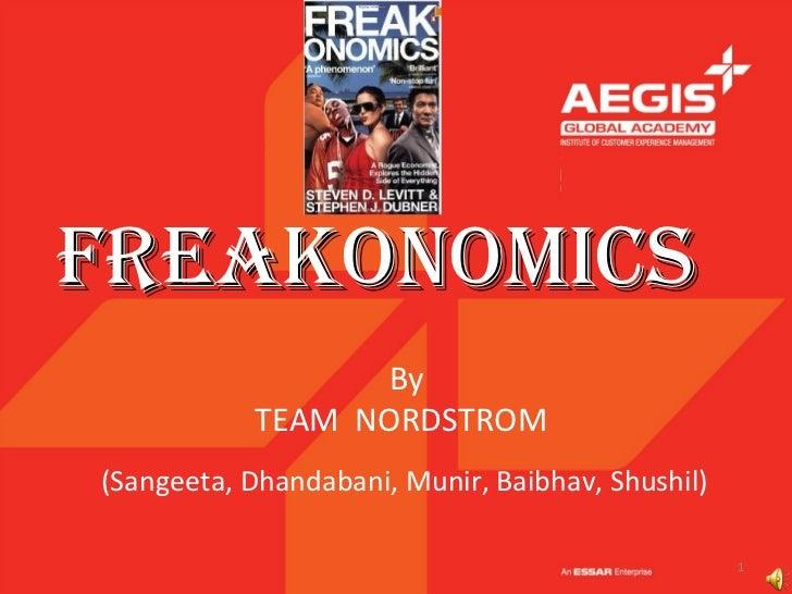 """""""Freakonomics"""" by Mr.Steven D.Levitt & Mr.Stephen J.Dubner"""