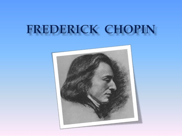 Fryderyk Franciszek Chopin nació el 1 de marzo de 1810 en Gran Ducado de Varsovia, actualmente Polonia. Murió el 17 de oct...