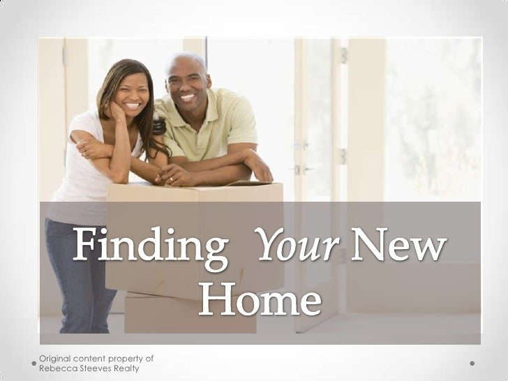 Fredericton home buyers presentation for slide share