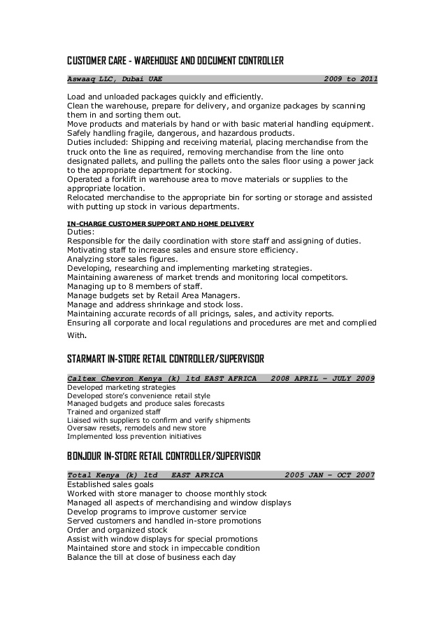 best resume writing service in uae