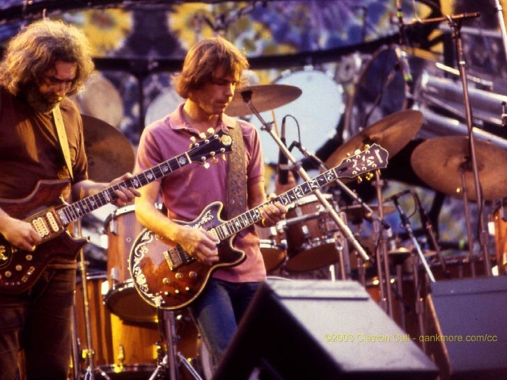 The Grateful Dead arethe most successfullive band in history.