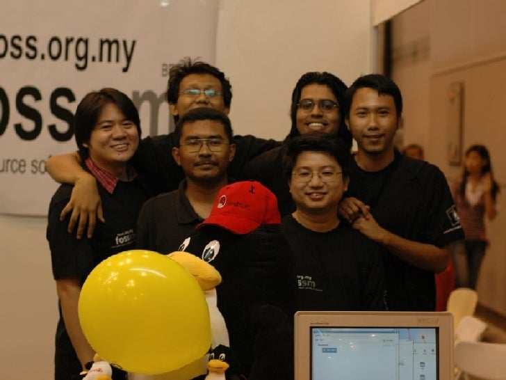 Free and Open Source Software Society Malaysia