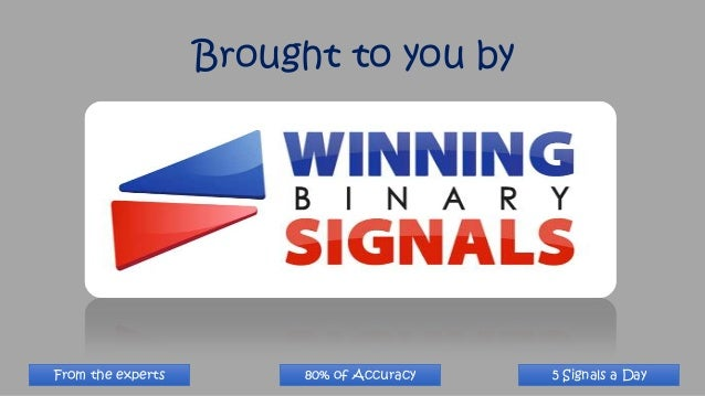 mobile binary options trading signals live