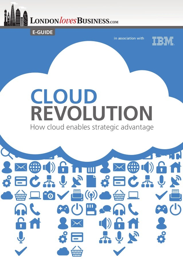 in association withE-GUIDE                         in association withCLOUDREVOLUTIONHow cloud enables strategic advantage