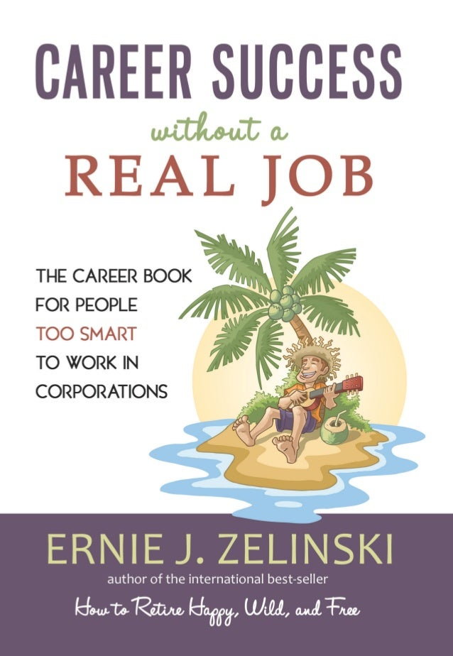 Free ebook-career-success-without-a-real-job
