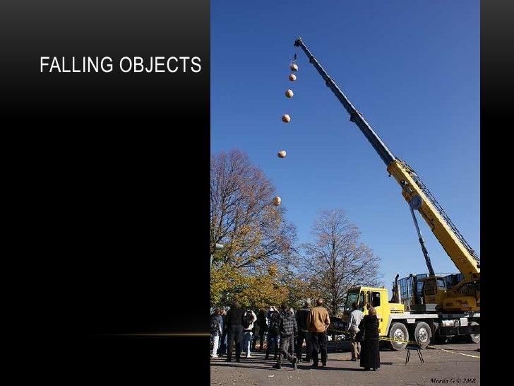 Falling Objects<br />