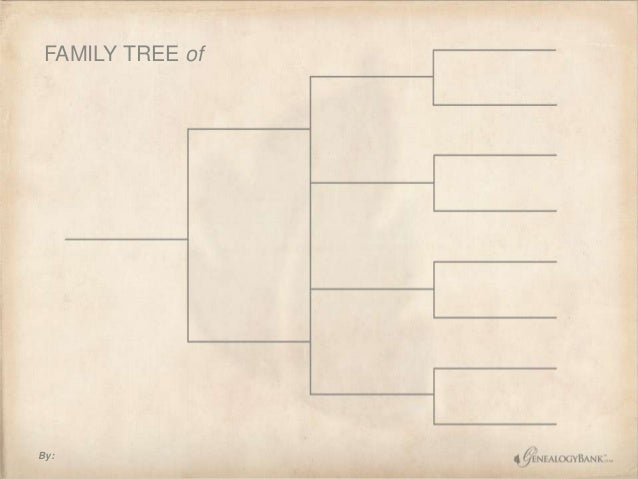 FAMILY TREE of  By:  Genealogy Bank