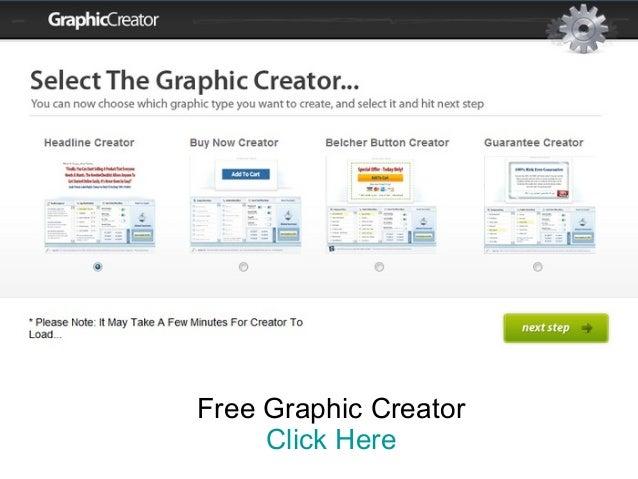 Free Graphic Creator Click Here
