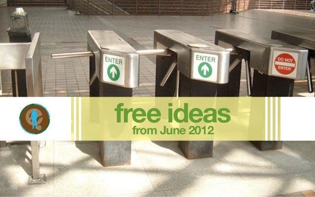 Free ideas-shared