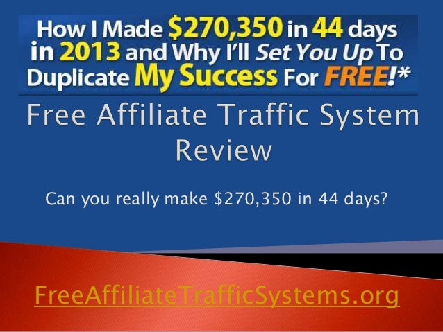 Affiliate system whmcs