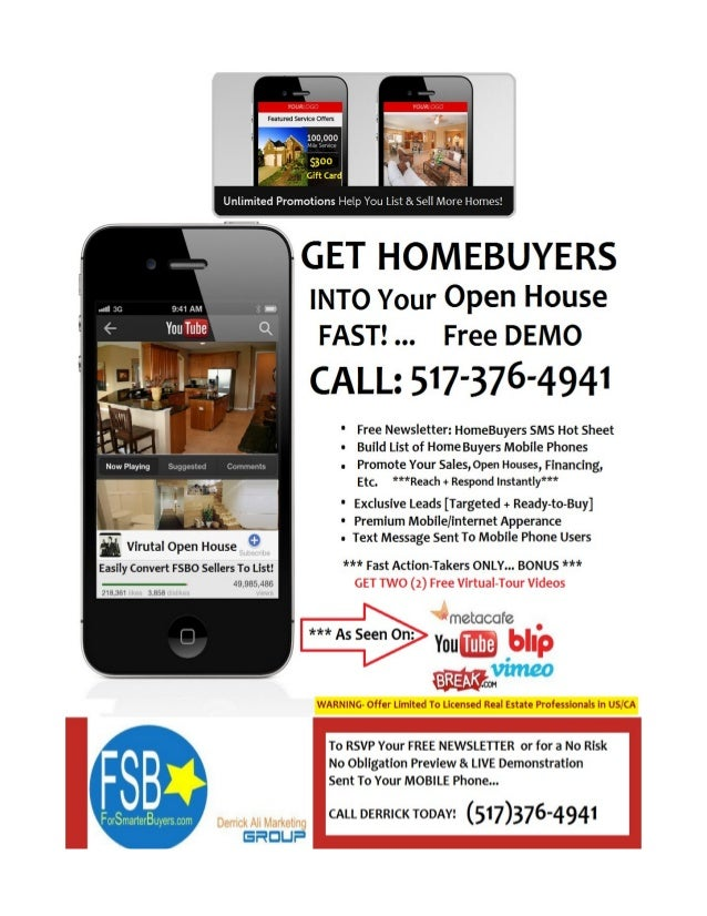 Freebie helps realtors get more listings and sales