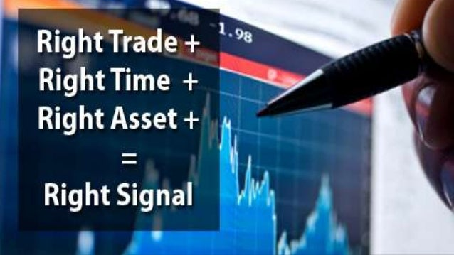 Binary option trading signal software
