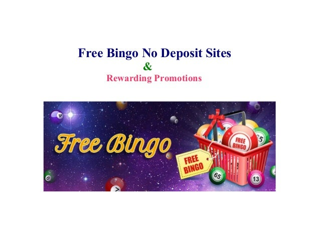 free online bingo games no download no deposit