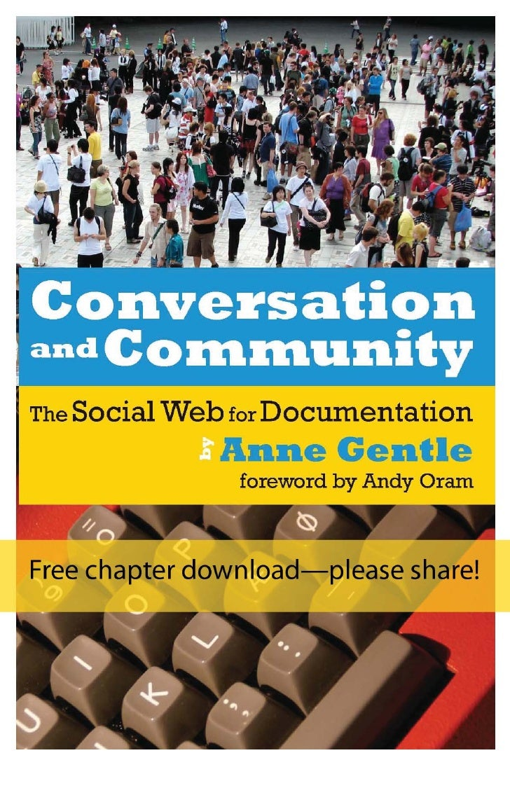 4: Community and    Documentation              The scale of the global community that is going to be able to      particip...