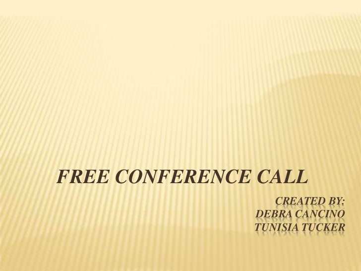 Free conference call & go tomeeting #2