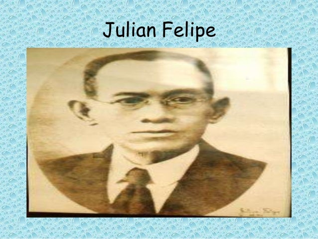 julio nakpil essay Gregoria de jesus was one of the heroine of the philippine revolution of 1986 she was born on may 9, 1875, a native of kalookan, then a town north of manila her father was nicolas de jesus.