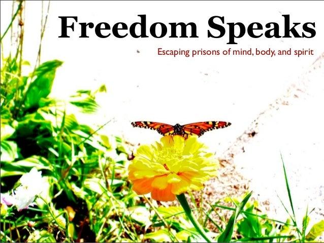 Freedom Speaks: Leadership Quotes