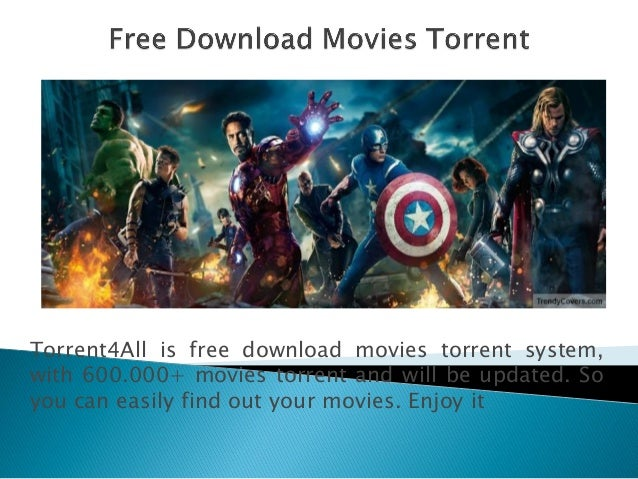how to download movies for free torrents