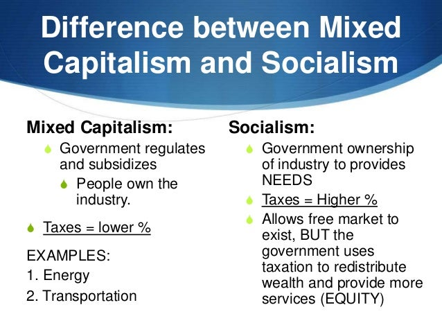 compare and contrast communism socialism and Here is the contrast that exists between these three systems ie capitalism,  socialism and communism definition: capitalism is a system of.