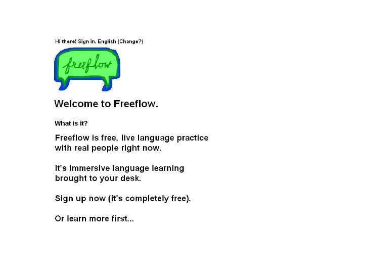 Freeflow demo 03-15-06
