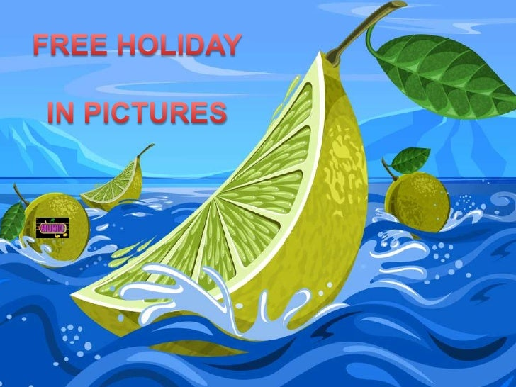 FREE HOLIDAY<br />IN PICTURES<br />