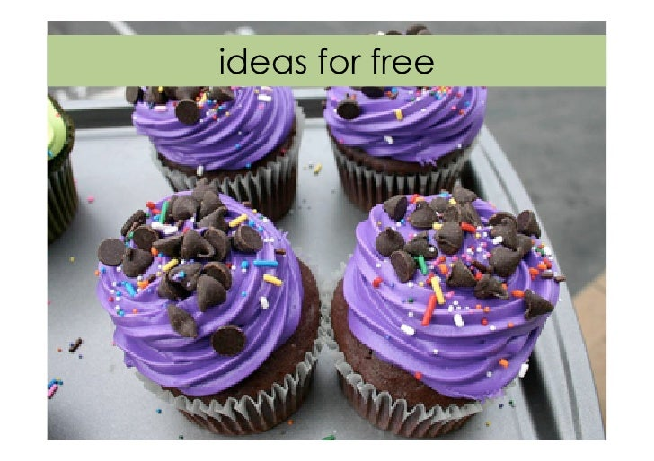 ideas for free