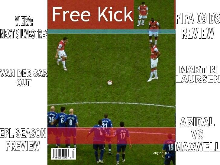 Free Kick Issue 1