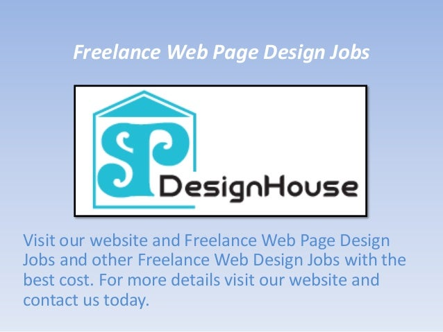 Superieur Freelance Web Design Jobs From Home Talentneeds Com