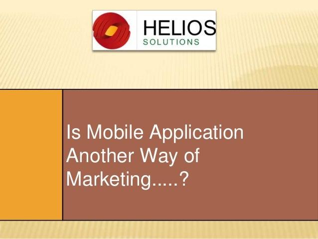 Freelance mobile development