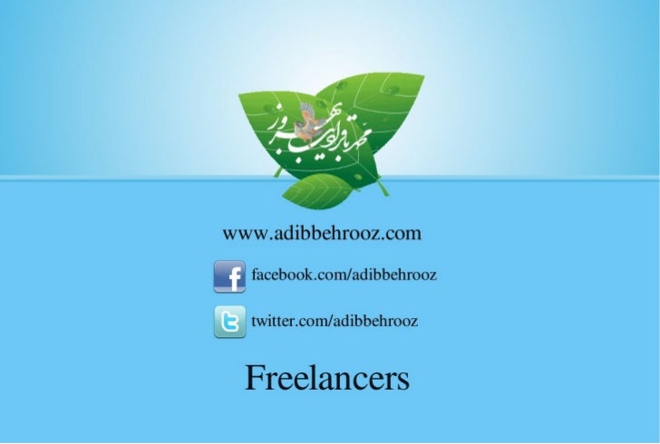 Who are Freelancers?A freelancer, freelance worker, or freelance issomebody who is self-employed and is notcommitted to a ...