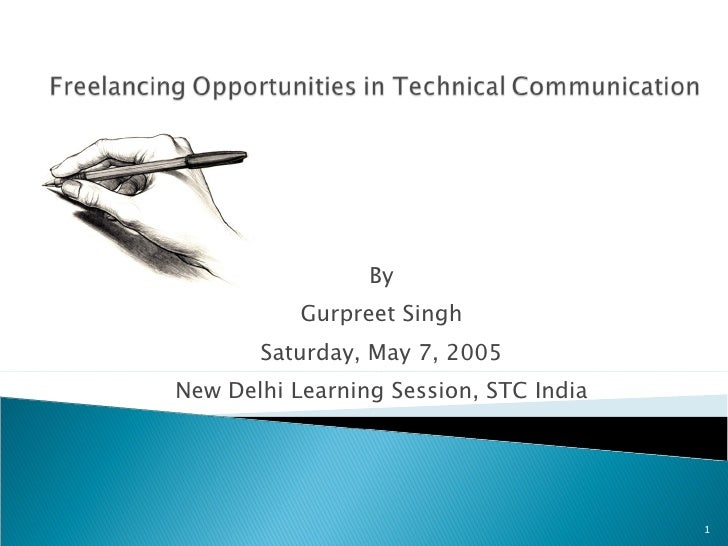 By Gurpreet Singh Saturday, May 7, 2005 New Delhi Learning Session, STC India