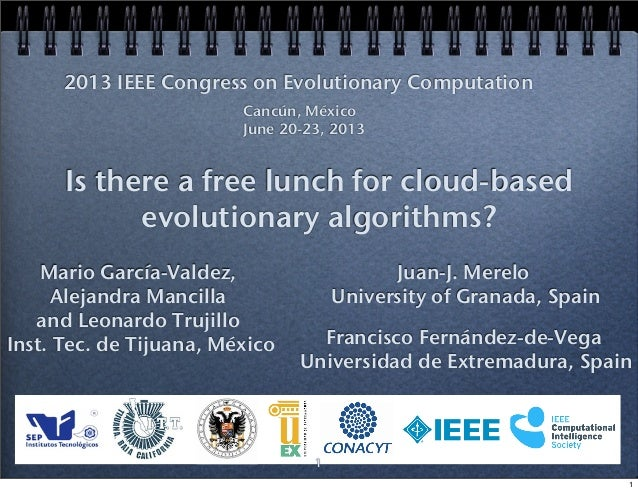 Is there a free lunch for cloud-based evolutionary algorithms?