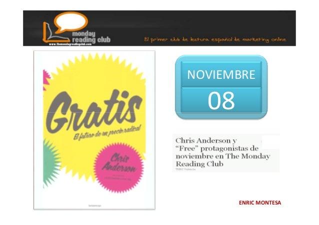 8 NOVIEMBRE 0808 ENRIC MONTESA