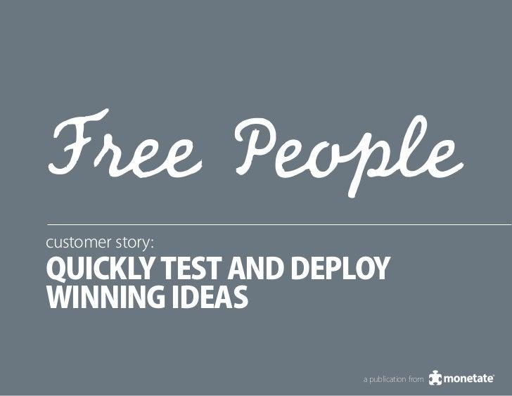 Free People Customer Story