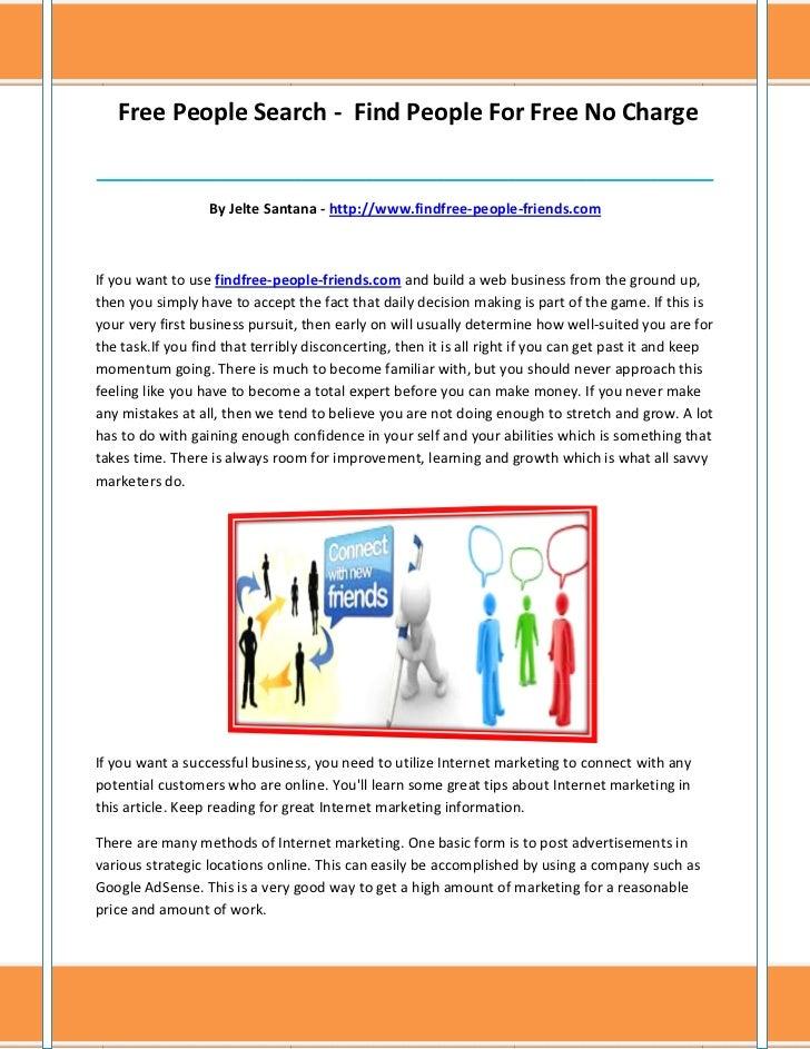 PublicRecordsNOW - Find a person by name