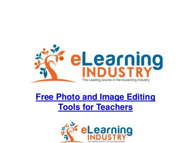 Free Photo and Image Editing Tools for Teachers