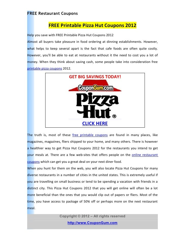 Power pizza coupons