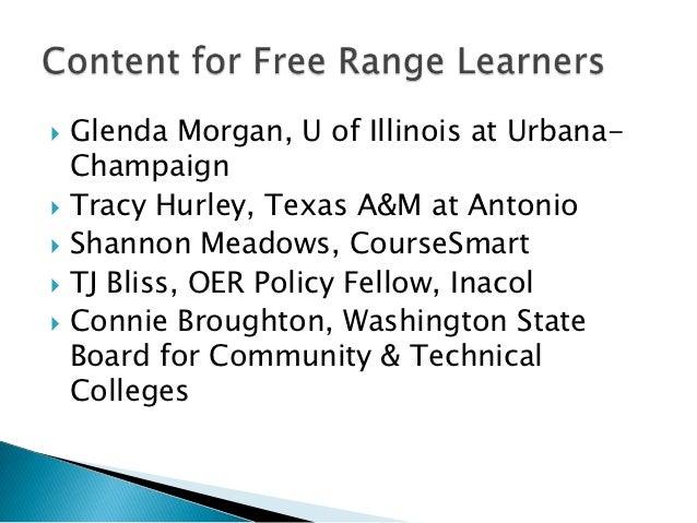 Free range learners
