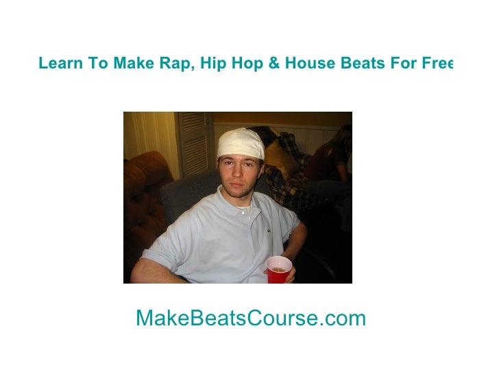 Free rap beat maker online for Create beats online free